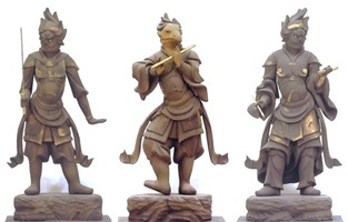 木造二十八部衆立像(県⑩) - 土佐...